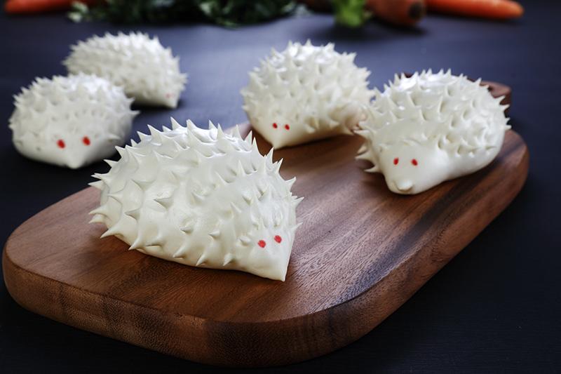 面食礼盒(刺猬)