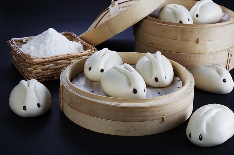 面食礼盒(兔子)