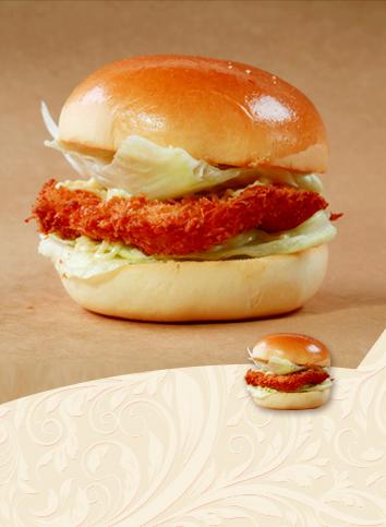 【黄油汉堡坯子】