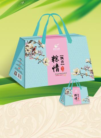 【康福粽情飘香】礼盒