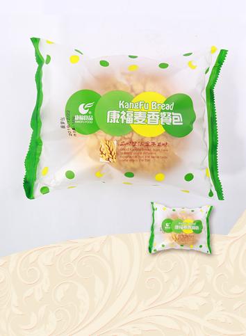 【康福麦香餐包-菠萝包】