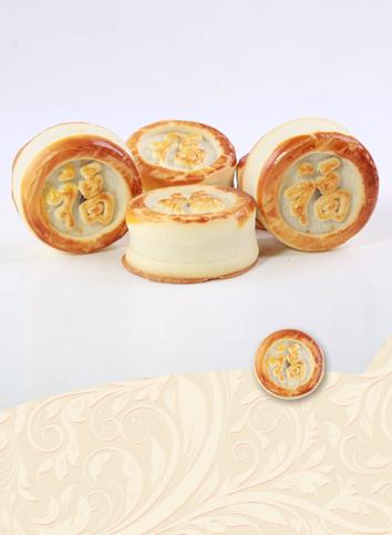 【福饼-红豆沙】