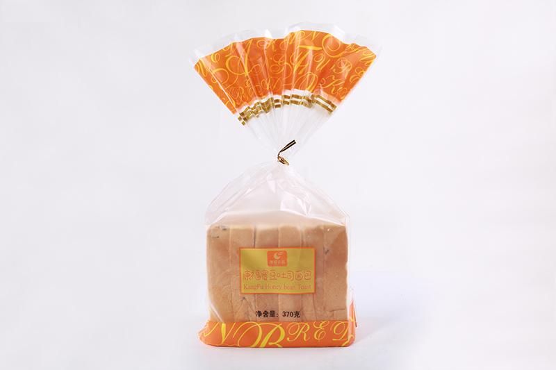 康福蜜豆吐司面包