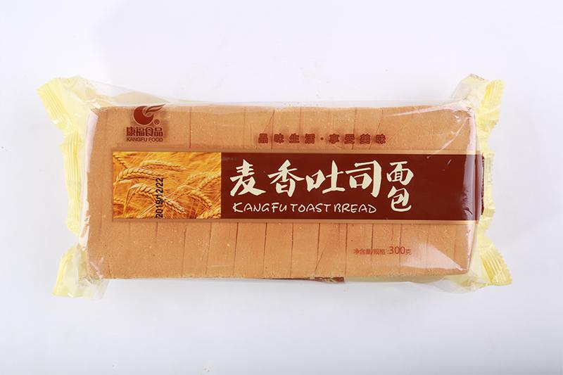 麦香吐司面包