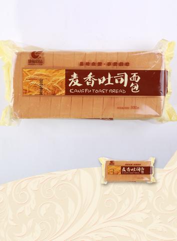 【麦香吐司面包】