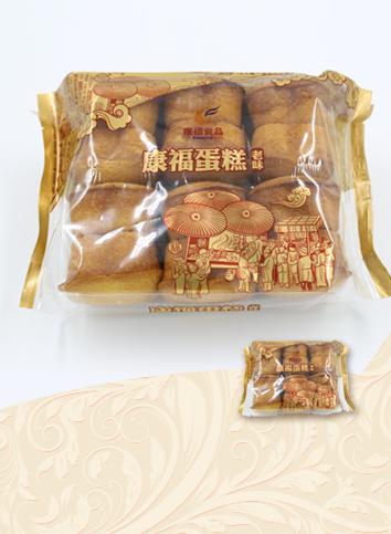【康福蛋糕老味-12粒装】