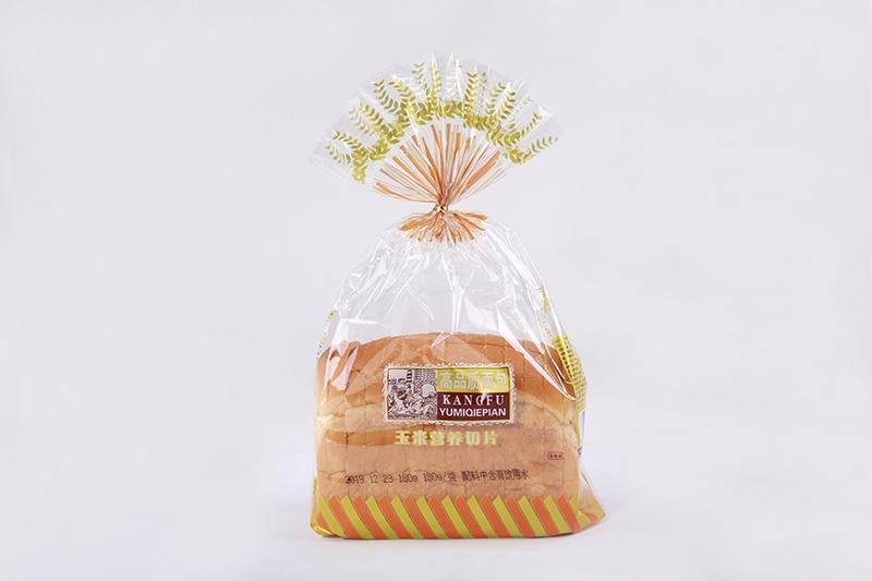 玉米营养切片