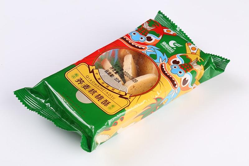 荞麦核桃酥